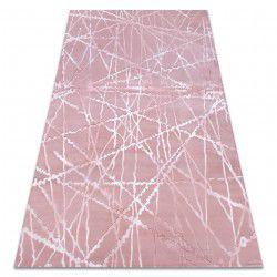 Carpet ACRYLIC USKUP Constellation 9487/2371 pink