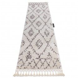 Carpet, Runner BERBER FEZ cream - for the kitchen, corridor & hallway