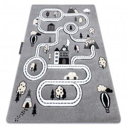 Carpet PETIT TOWN STREETS grey