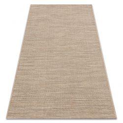 Carpet SISAL FORT 36201082 beige uniform one-color melange