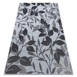 Carpet SISAL DENVER 3485032 Leaves grey