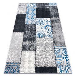 Carpet VINTAGE 22218053 grey / blue