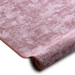Fitted carpet SOLID blush pink 60 CONCRETE