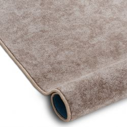 Fitted carpet SERENADE taupe 110