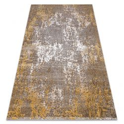 Carpet ACRYLIC VALS 0W9993 H02 53 Abstraction beige / yellow