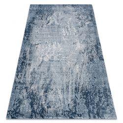 Carpet ACRYLIC VALS 0W9993 C54 52 Abstraction light blue / light grey