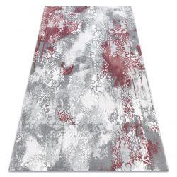 Carpet ACRYLIC VALS 0W9995 H03 75 Ornament vintage light grey / pink