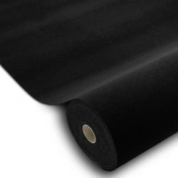 Carpeted Car TRIUMPH 990 black any size