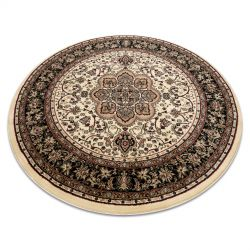 Carpet ROYAL ADR circle design 521 caramel