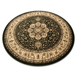 Carpet ROYAL ADR circle design 521 green