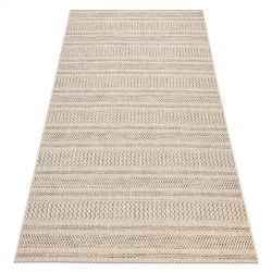 Carpet SISAL BOHO 46209651 Stripes beige