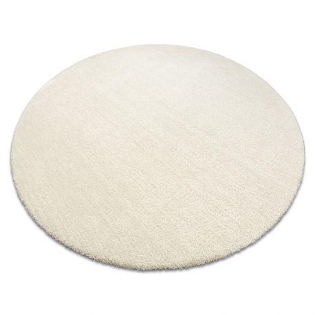 Modern washing carpet LATIO 71351056 circle cream