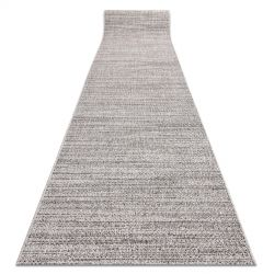 Runner SIZAL FLOORLUX design 20389 silver / black