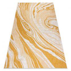 Carpet SISAL SION Marble 22169 Flat woven ecru / yellow / beige