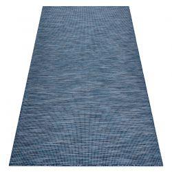 Carpet SISAL PATIO 2778 Flat woven blue