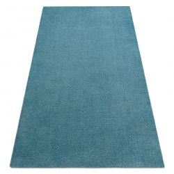 Modern washing carpet LATIO 71351099 turquoise