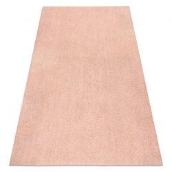 Modern washing carpet LATIO 71351200 salmon