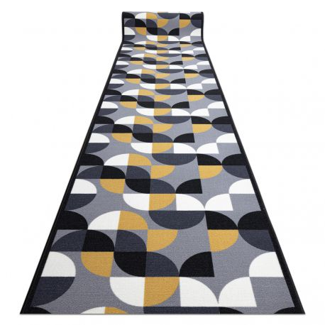Runner anti-slip NEW DECO grey