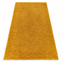 Carpet SOFFI shaggy 5cm gold