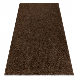 Carpet SOFFI shaggy 5cm brown