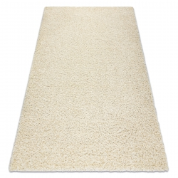 Carpet SOFFI shaggy 5cm cream