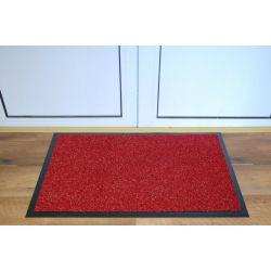 Doormat GOLDTWIST red