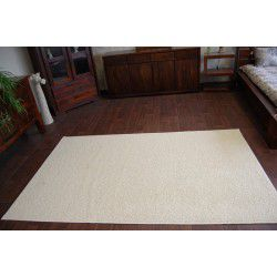 Fitted carpet GLITTER 312 cream