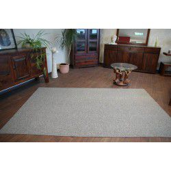 Fitted carpet PRIUS 49 grey