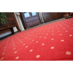 Fitted carpet CHIC 110 red