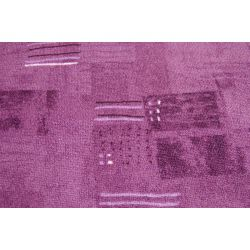 Fitted carpet VIVA 854 purple