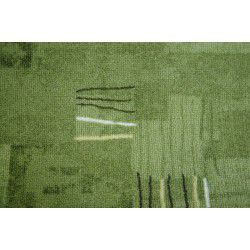 Fitted carpet VIVA 227 green