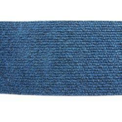 Fitted carpet MALTA 808 navy blue