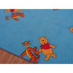 Carpet wall-to-wall WINNIE blue