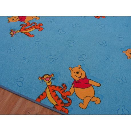Carpet wall-to-wall WINNIE blue