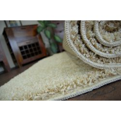 Fitted carpet SHAGGY 5cm garlic