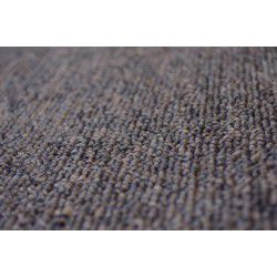Fitted carpet ASTRA light brown 979