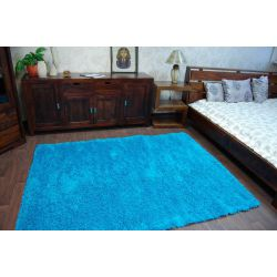 Carpet SHAGGY GALAXY 9000 aqua