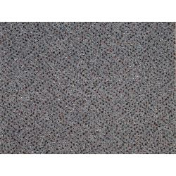 Fitted carpet VELOUR TECHNO STAR 930 grey