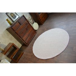 Carpet round UTOPIA pearl
