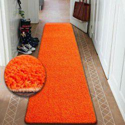 Runner SHAGGY 5cm orange