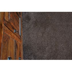 Fitted carpet PHOENIX 44 brown
