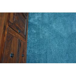 Fitted carpet PHOENIX 72 turquoise