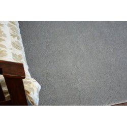 Fitted carpet DELIGHT 97 grey