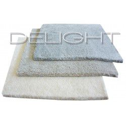 Carpet wall-to-wall DELIGHT silver