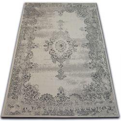Carpet VINTAGE Rosette 22206/666 light grey