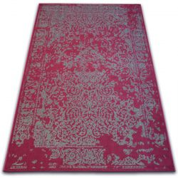 Carpet VINTAGE 22208/082 claret / grey
