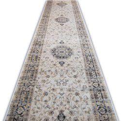 Carpet COLOR 19246/969 SISAL Flowers White