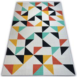 Carpet SCANDI 18214/063 - triangles