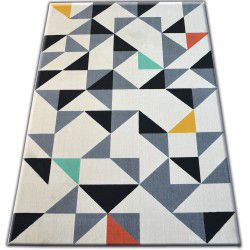 Carpet SCANDI 18214/763 - triangles