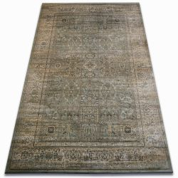 Carpet heat-set Jasmin 8580 green